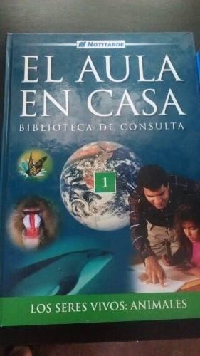 Enciclopedia El Aula En Casa