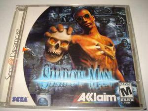 Juego De Coleccion Shadow Man Sega Dreamcast