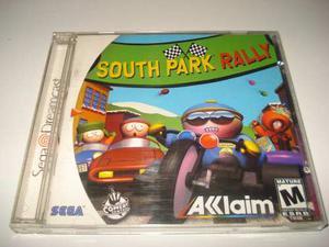 Juego De Coleccion South Park Rally Sega Dreamcast
