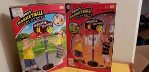 Kit De Basketball Para Niños
