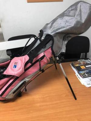 Maleta Equipo De Golf Us Kids 39 Niña