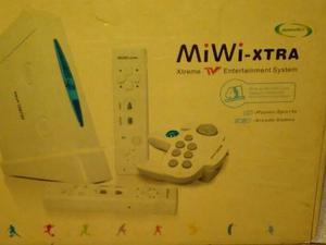 Mi Wi Extra Con Todos Los Accesorios