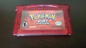 Pokemon Ruby Version Para Nintendo Sp