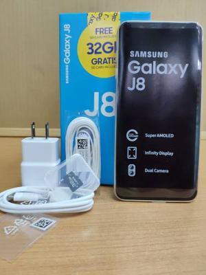 Samsung Galaxy J8 32gb + Micro 32gb / Nuevos / Tienda Fisica