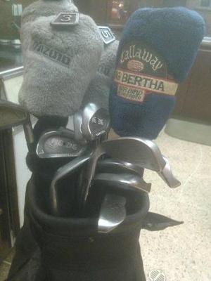 Set De Palos De Golf (profesionales) Mizuno