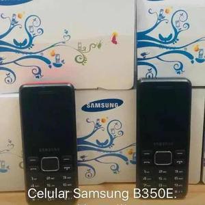 Teléfono Celular Samsung B350e Dual Sim Liberado