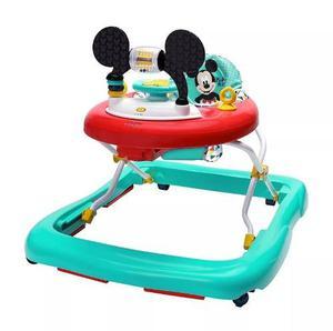 Andadera Montable Caminador Bebe Mikey Mouse Disney