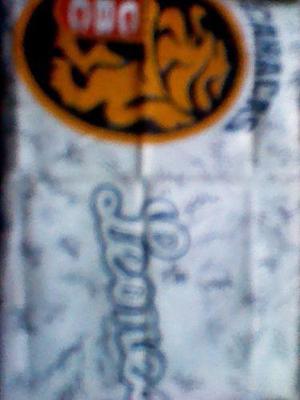 Bandera Autografiada Por Todo El Equipo Leones Del Caracas