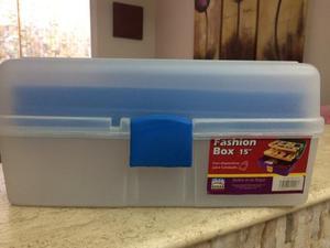 Caja Organizadora, Alfa Hogar, Modelo Fashion Box, 15