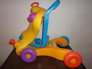 Carro 2 En 1 Playskool