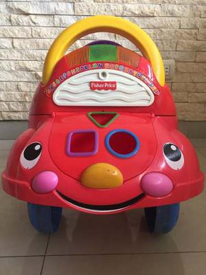 Carro Andadera Fisher Price 2 En 1