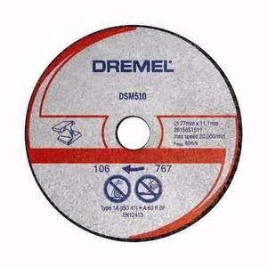 Dremel Saw Max Dsm  Disco De Corte Para Metal