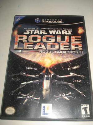 Juego De Coleccion S W Rogue Leader Nintendo Gamecube