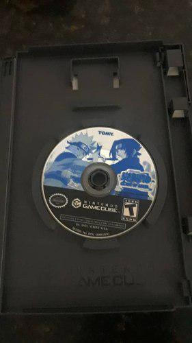 Juego De Gamecube Naruto Practicamente Nuevo 2 Veces Se Usó