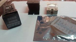 Kit Controlador De Temperatura,termocupla,rele,