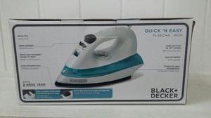 Plancha De Ropa A Vapor Black&decker