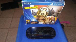 Psp Vita Con 3 Juegos Mas Memoria De 8gb