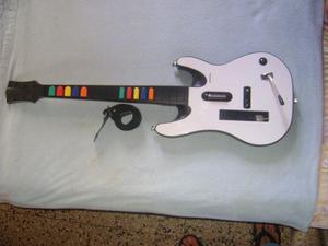 Se Vende Guitarra Para Wii Wireless 10 Buttons