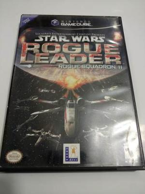 Star Wars Rogue Leader Juego De Nintendo Gamecube