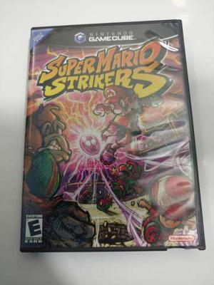 Super Mario Strikers Juego De Nintendo Gamecube