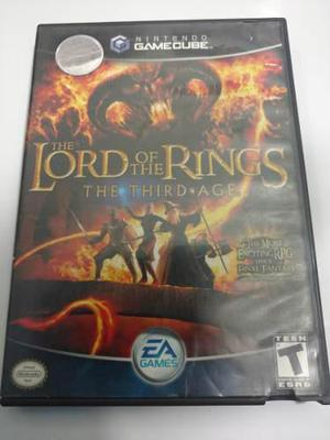 The Lord Of The Rings Juego De Nintendo Gamecube