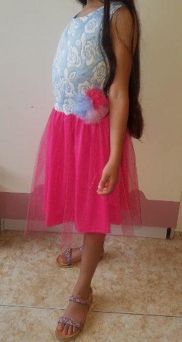 Vestidos De Niñas De La Talla 2 A La 6