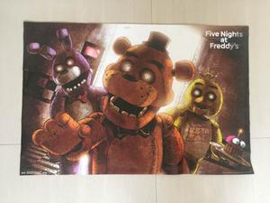 9 Afiches Five Nights At Freddys