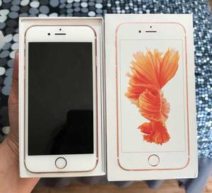 Apple Iphone 6s 16gb Rose Gold | Liberado