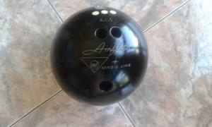 Bola Bowling Amflite 15 Libras Con Bolso