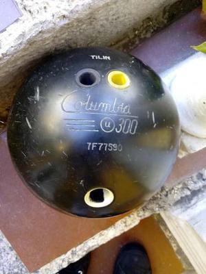 Bola De Bowling Columbia Viene Con Su Bolso