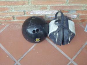 Bola De Bowling Como Nueva