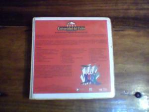 Cassetes De La Universidad Del Exito