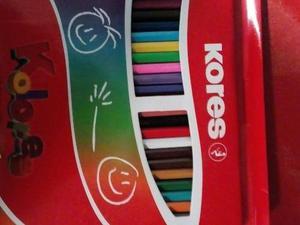 Colores Kores De 24