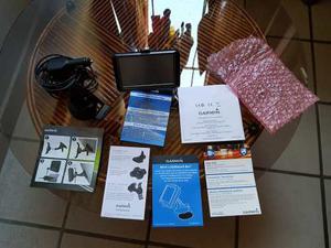 Gps Garmin Nuvi Sin Caja Con Todos Los Accesorios Y Manuales