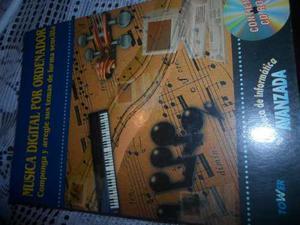 Libro Música Digital Por Ordenador Con Cd