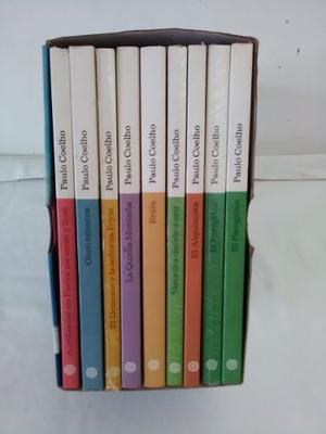 Se Vende Coleccion De Libros De Paulo Coelho