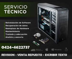 Servicio Tecnico Pc Y Laptop ((Tienda Fisica)) Pc-apple