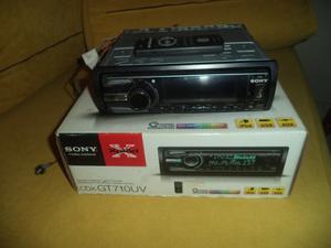 Equipo De Sonido Para Carro Sony Xplod Gt710uv