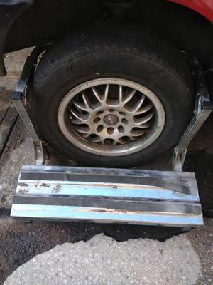 Escalera O Estribo Para Automoviles Rusticos