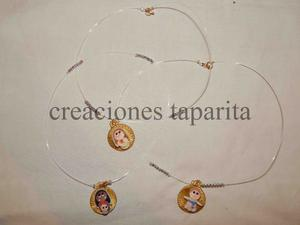 Collares De Masa Flexible Y Unicornio