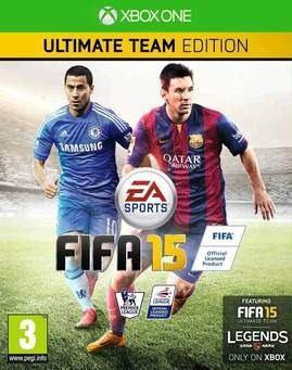 Fifa 15 Para Xbox One Ciudad Bolivar