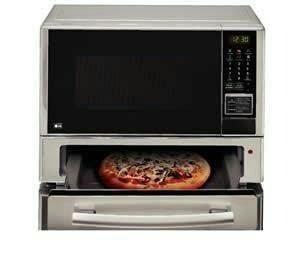 Horno Microondas Lg Con Bandeja Para Pizza
