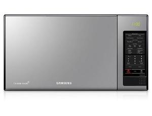 Horno Microondas Samsung Espejo Modelo Ms402madxbb 40 Litros