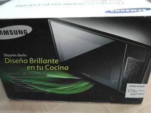 Horno Microondas Samsung Modelo Age0103mb