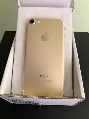 Iphone 7 De 32 Gb Gold Impecables Solo Cargador (390us)