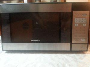 Microondas Samsung Mw1050stc 1.0 Pie Cubico 1000 Watts