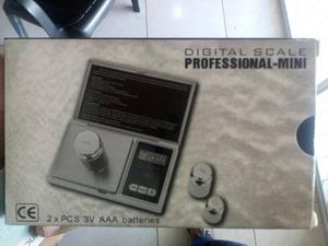 Mini Balanza Digital Gramera 200 G