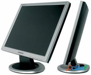 Monitor 19 Lcd Samsung Vga Impecables Condiciones Tienda