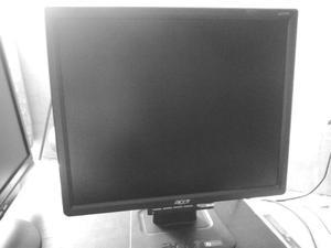 Monitor Acer Led 17 Para Repuesto