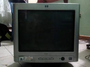 Monitor Hp 17 Convencional Modelo